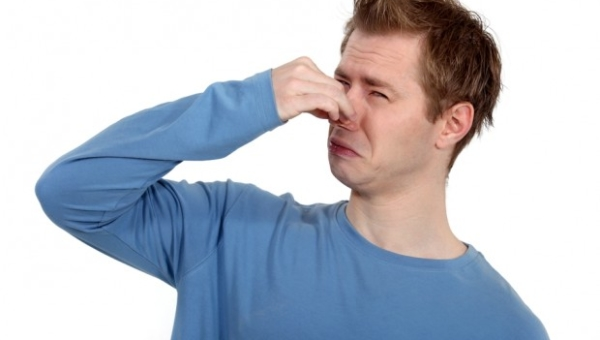 removing odors