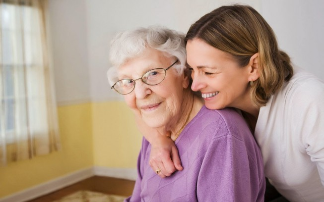 Moving An Aging Parent