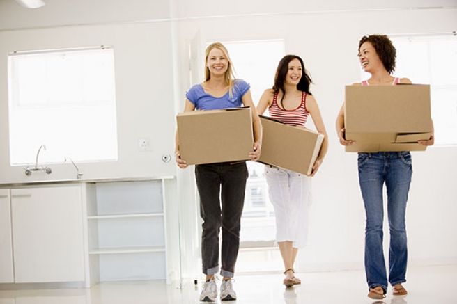 Student Moving