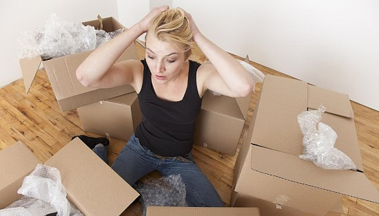 5 Steps to Stress-Free Unpacking