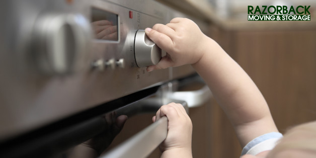 Keep Your Little Movers Safe With This Baby-Proofing Checklist