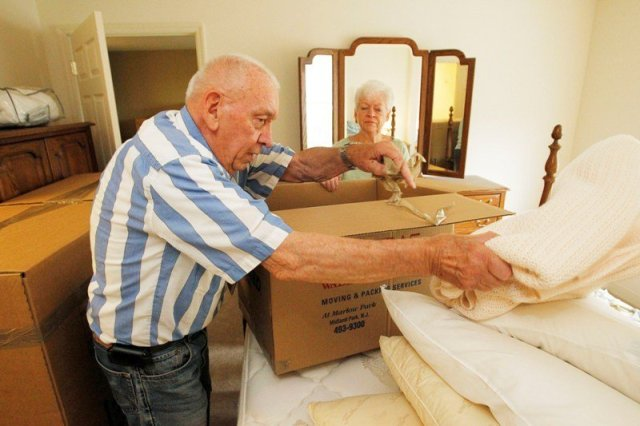 Retirement Home Moving