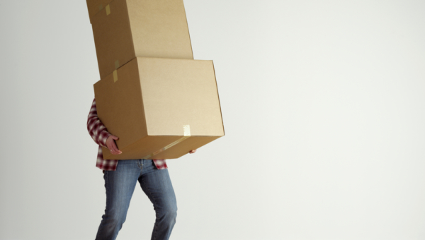 avoid injury while moving