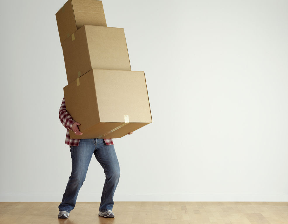 Avoiding Injury while Moving