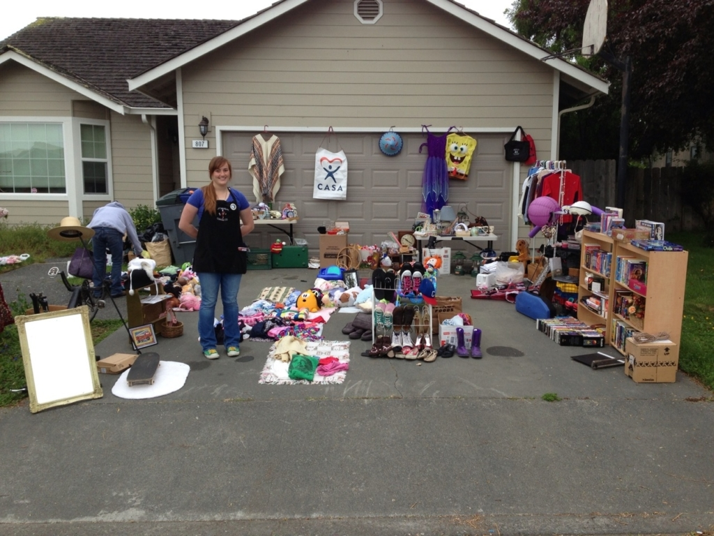 How to Yard Sale