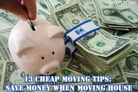 Cheap Moving Ideas and Tips