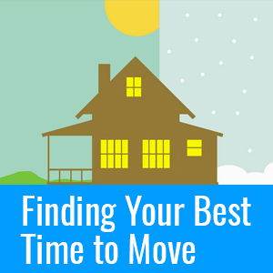Summer vs. Winter: Finding the Ideal Time of Year For Your Move
