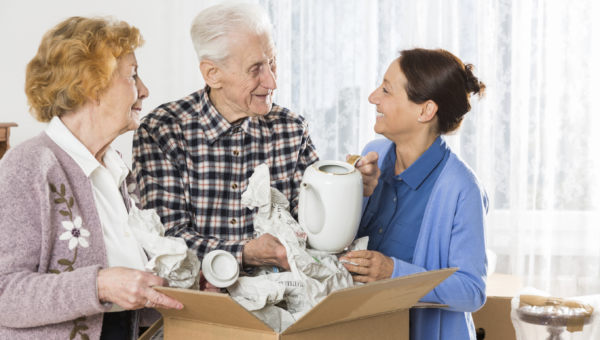 packing for the elderly