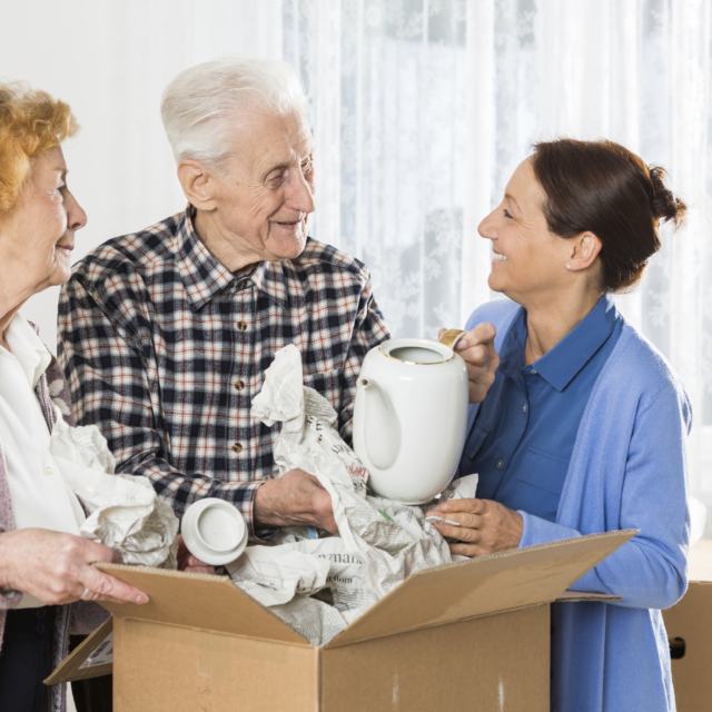 packing for the elderly